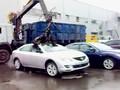 Cum se ridica masinile in Rusia